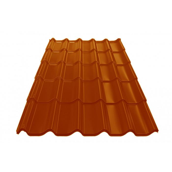 Метален покрив Optim 0.45mm / 1.25m