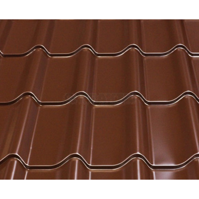 Метален покрив Classic Eco 0.40mm х 1.20м х 0.45м