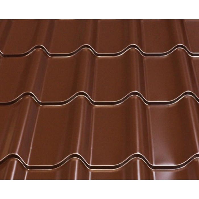 Метален покрив Classic Eco 1.20м х 0.45м