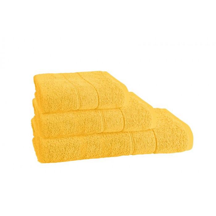 Хавлиена кърпа за баня Наполи 50/90 жълта
