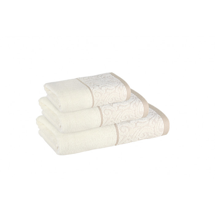 Хавлиена кърпа за баня Верона 50/90 екрю