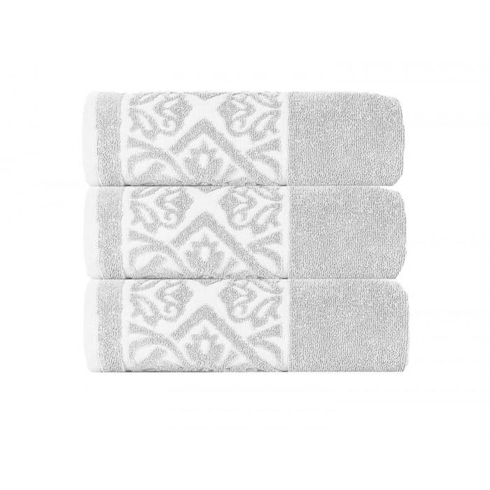Хавлиена кърпа за баня Порто 50/90 бяла