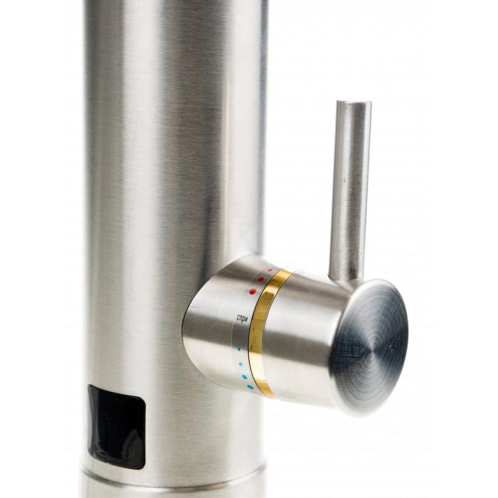 Стоящ смесител с електрически водонагревател с метален корпус Cascada DO-9-3