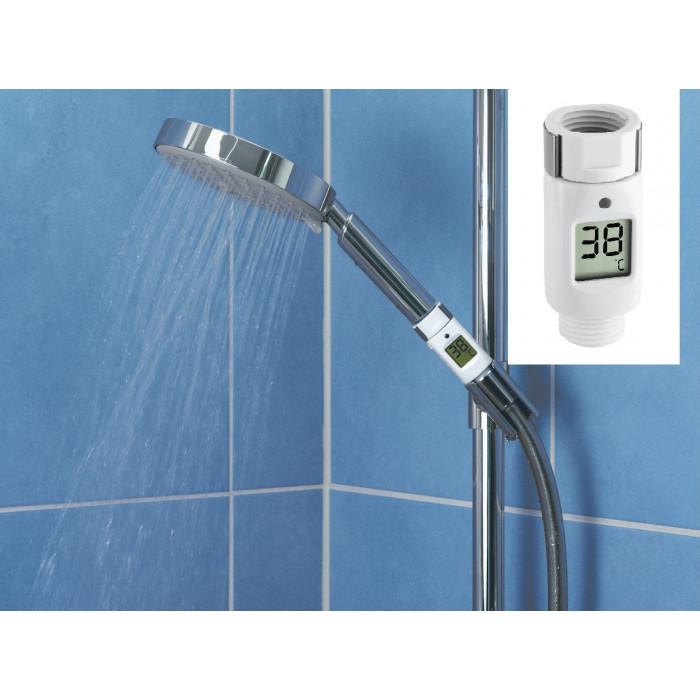 Дигитален термометър за душ TFA