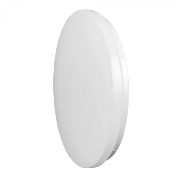LED слим плафониера кръг 18W