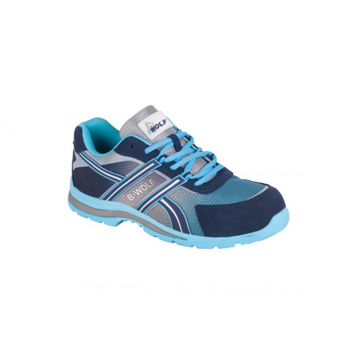 Защитни обувки B-Wolf Dash S1P 503000 № 40 син
