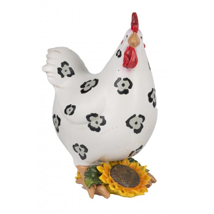 Великденска кокошка 12х8х15,5см