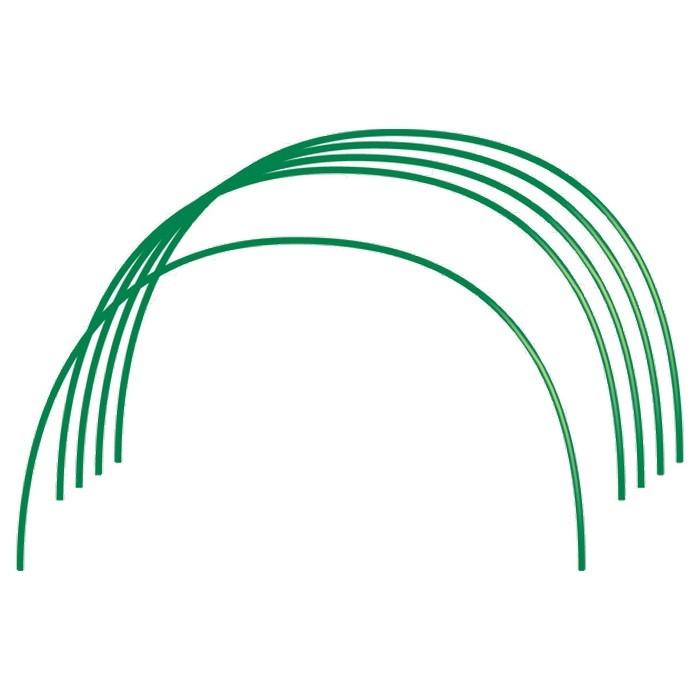 Дъга за парник Russia PVC-покритие 0,85 х 0,90 m / 5мм / 6 броя