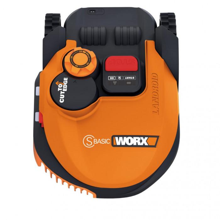 Косачка робот Landroid Worx WR093S