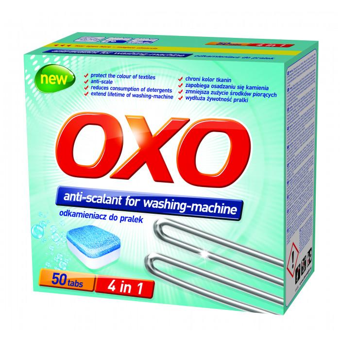 Антиваровикови таблетки за перална машина 4 in 1 / 50 бр. x 16 г