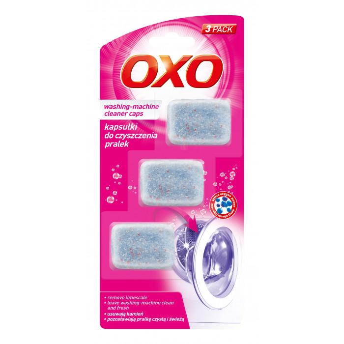Почистващи таблетки за перални машини 3 бр. x 20 г