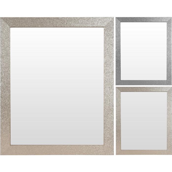 Огледало в рамка Glitter 47x57cm