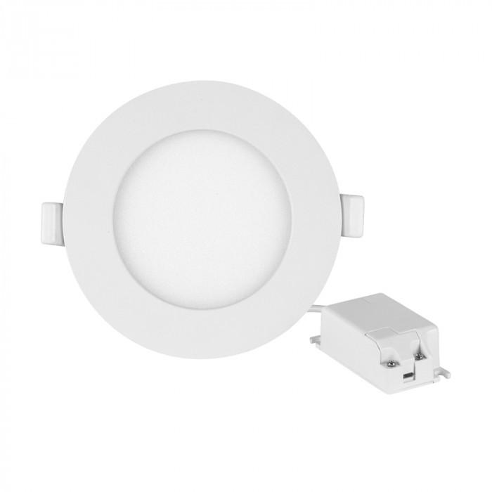 LED панел за вграждане 12W кръг