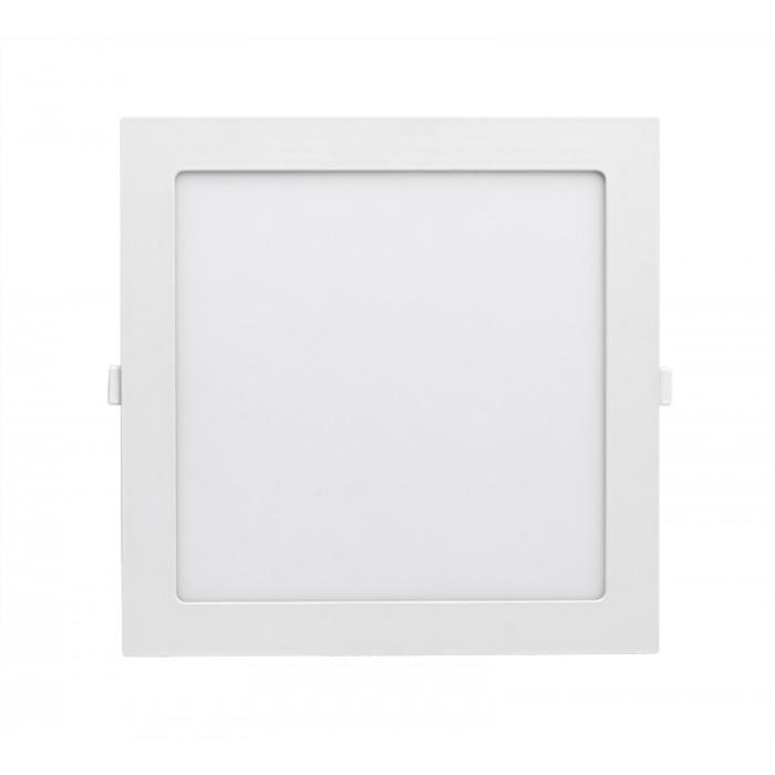 LED панел за вграждане 24W квадрат