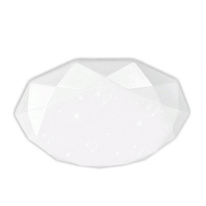 LED плафон Rumba12W бял