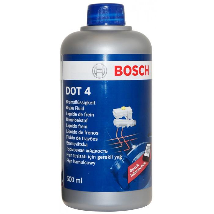 Спирачна течност Bosch DOT4 / 0.500 l