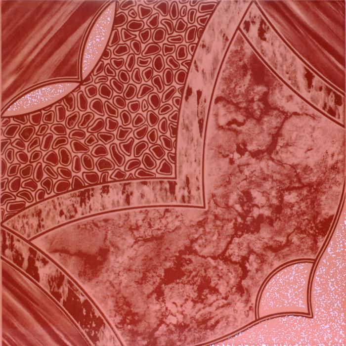 Подови плочки 333x333 Теута кафяви
