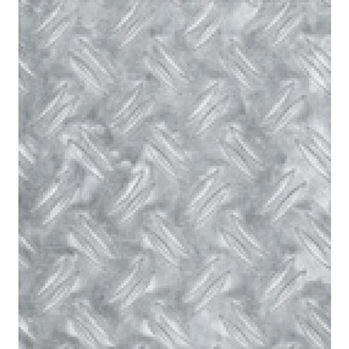 Алуминиев лист 1000х600х1.5-2мм решетка 37153