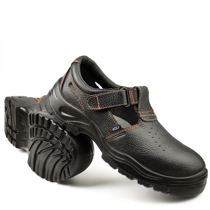 Работни обувки тип сандал B-Wolf Capri S1P 520200 №46