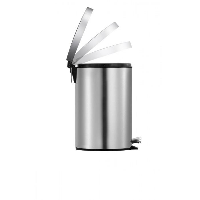 Кош за боклук с педал Classy Step Bin 5L сатен