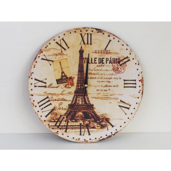 Часовник ф30 с Айфелова  кула 002 С12-09