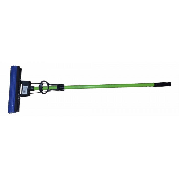 Моп с телескопична дръжка и единична ролка