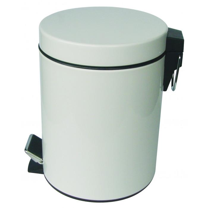 Тоалетно кошче 3л бяло 8261W