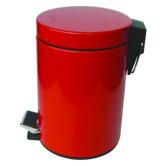 Тоалетно кошче Интер Керамик 8262R / червено / 5л