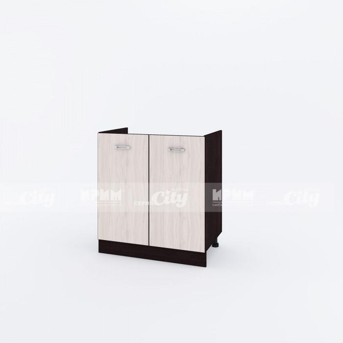 Долен кухненски шкаф City ВА-30, без термоплот