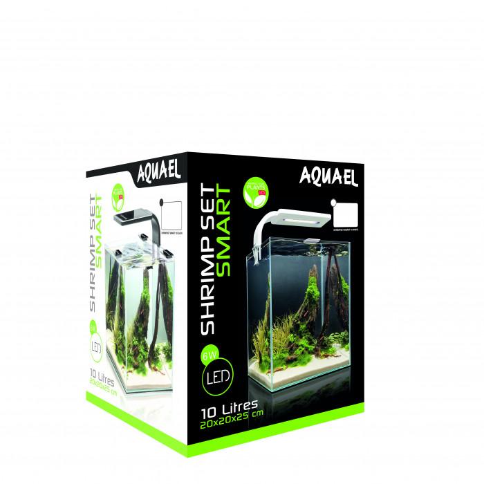 Аквариум Smart 10 black