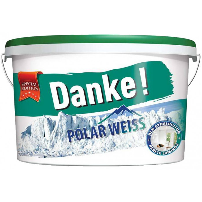 Латекс danke polar weiss 27,5   кг