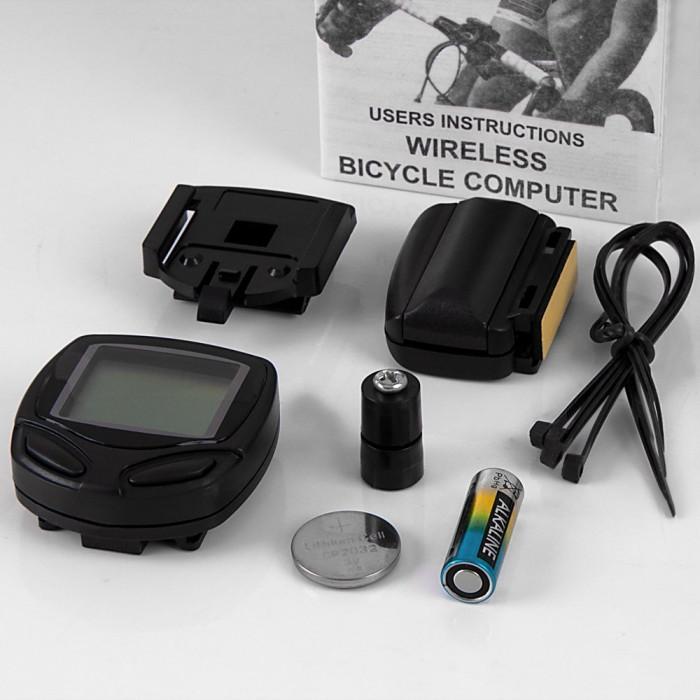 Компютър за велосипед Wireless