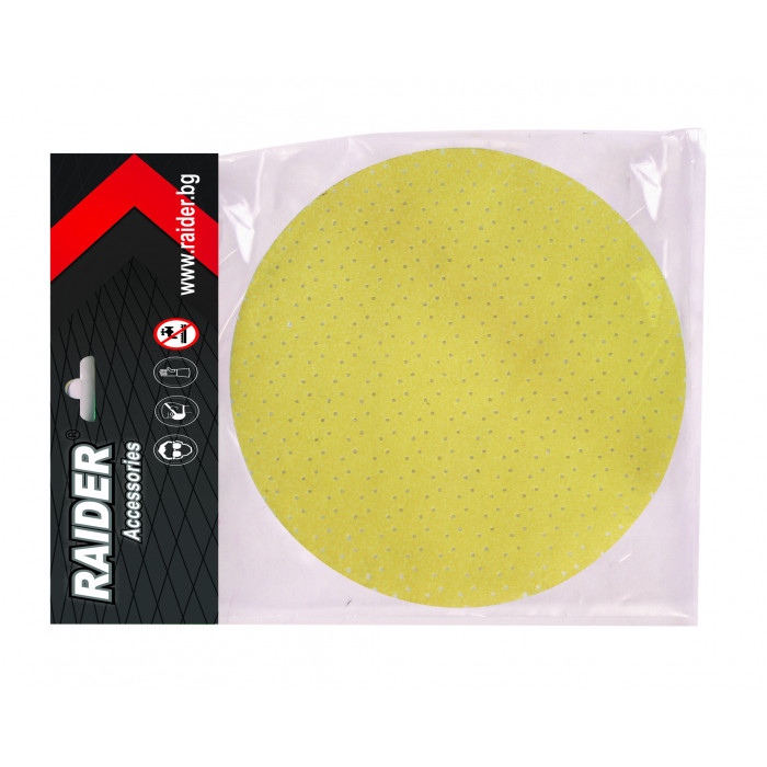 Шкурка Velcro Raider ø225mm grit 80