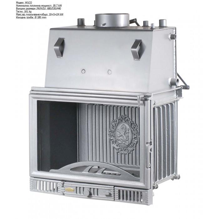 Горивна камера ВР KAW-MET W1СО 18,7 kW