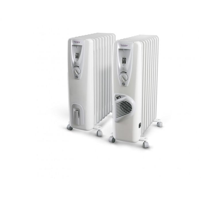 Маслен радиатор Tesy CB 2512 E 01V / 2500W