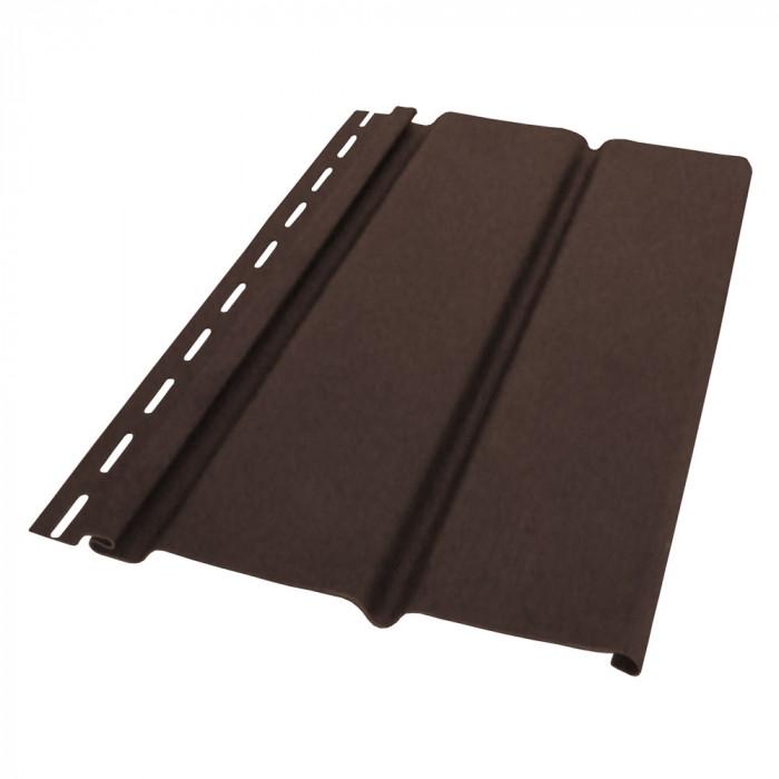 Обшивки за стрехи soffit панел 3м, кафяв