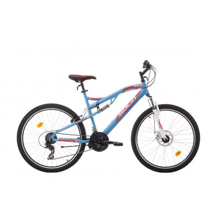 "Велосипед Solid Rhino 26"" светлосин 21 скорости"