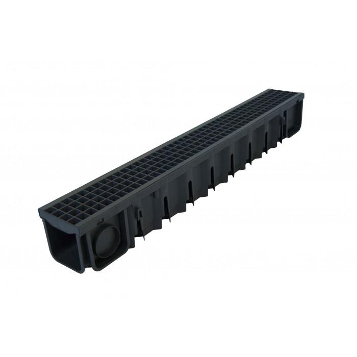 Канал Self-Line 100x101x1000 с PP решетка