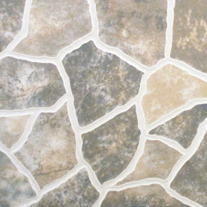 Глазиран гранитогрес 333 x 333 Енира сив