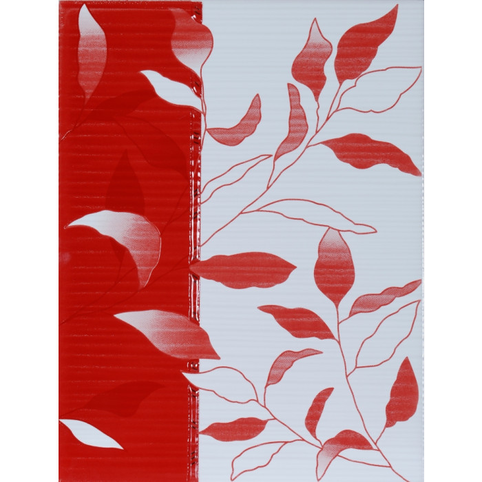 Плочки за стенна декорация 250x330 Вива червени