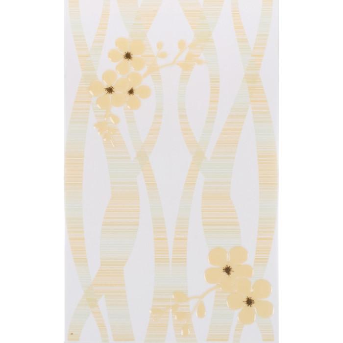 Плочки за стенна декорация 250x400 Алба нова жълти