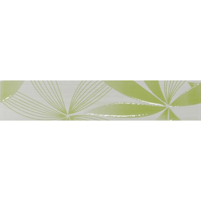 Плочки за стенна декорация / фриз 60x300 Русана зелени