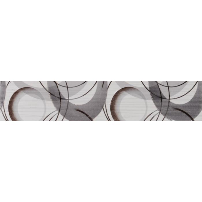 Плочки за стенна декорация / фриз 65x300 Осака нова черни