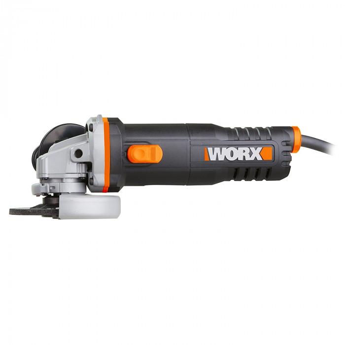 Ъглошлайф Worx WX711 / 115 mm