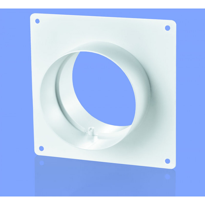 Конектор за стена с борд Vents 353 / ø150x62x204мм