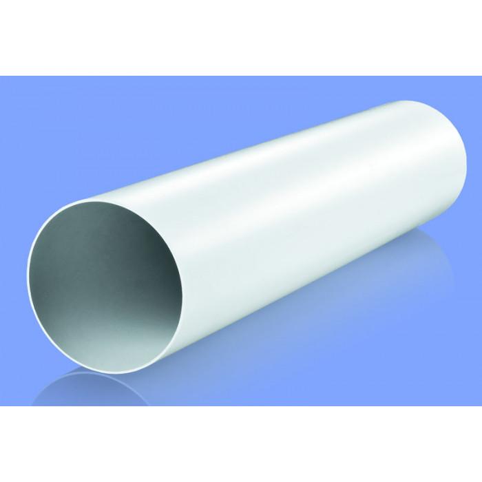 Кръгъл PVC въздуховод Vents 3010/1 ø150/1м