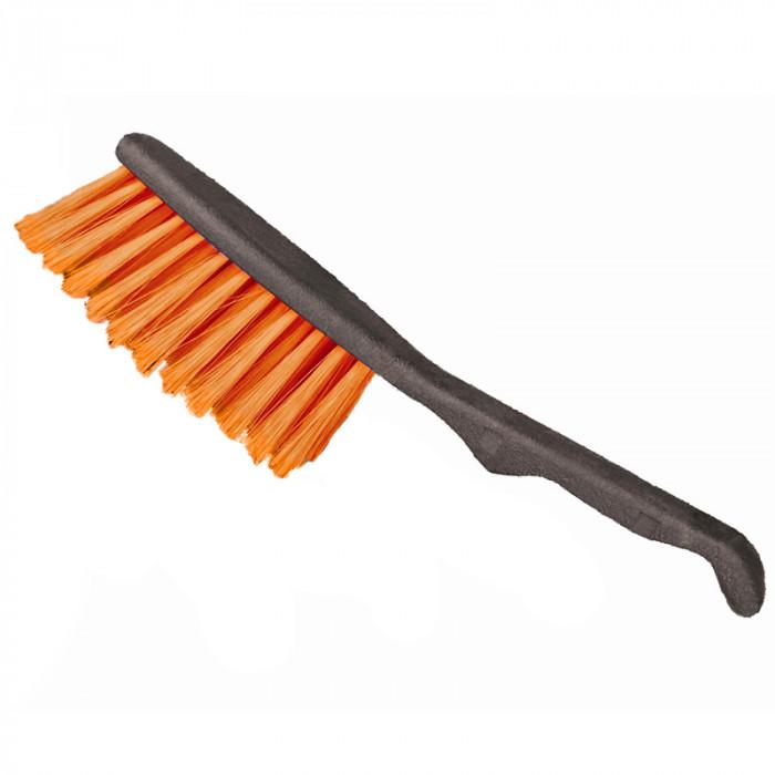 Пластмасова ръчна четка с изкуствен косъм
