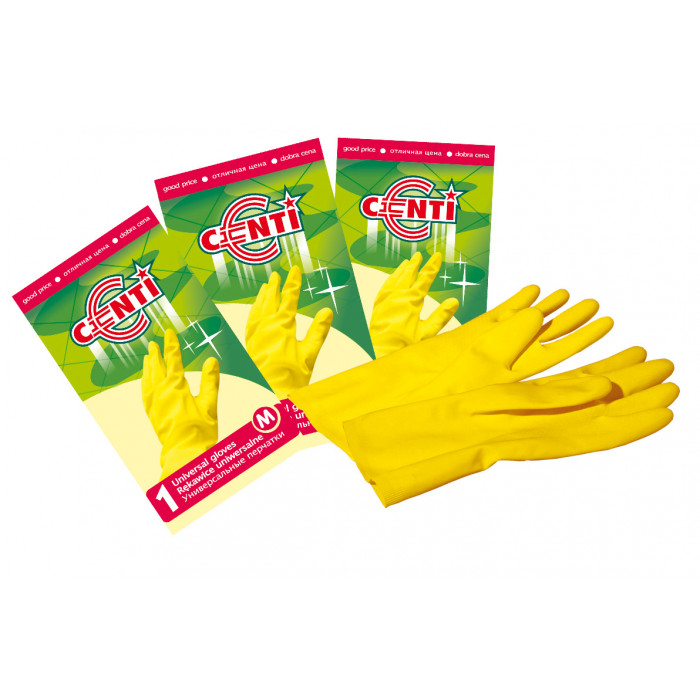 Гумени  ръкавици m