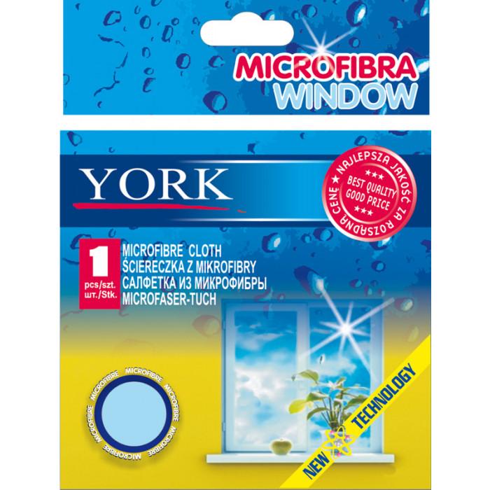 Микрофибърна кърпа за стъкла