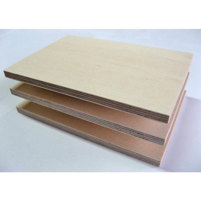 Мебелен шперплат топола 1250х2500х6 мм